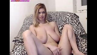 Excision Camgirl With Massive Hanging Tits