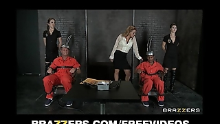 Two death row inmates get one last threesome with Krissy Lynn