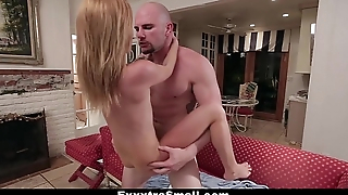 ExxxtraSmall - Small Tit Kirmess Hollie Shields Gets Pounded